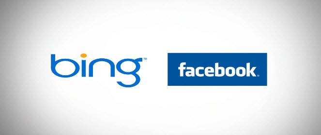 Facebook Partners With Bing For Social Search