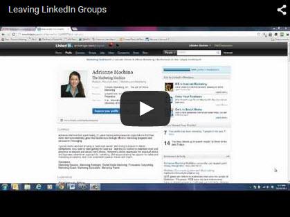 Leaving LinkedIn Groups