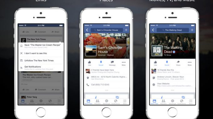 Facebook Users Rejoice: New Facebook Feature Lets Users Save Items For Later